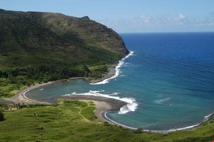 Molokai Bay