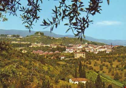 Panoramica del centro abitato