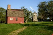 General Prescott's Headquarters and Windmill, Middletown