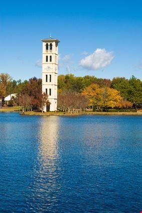 Clock Tower at Furman Univeristy