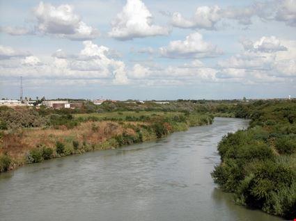 Rio Grande - Mexico border