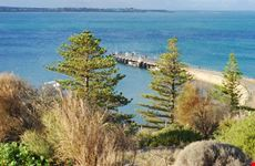 Landscape of the Granite Island