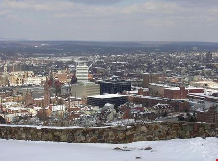 City from Garrett Mountain