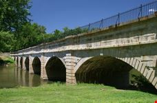 Historic Monocacy Aqueduct of the C&O Canal