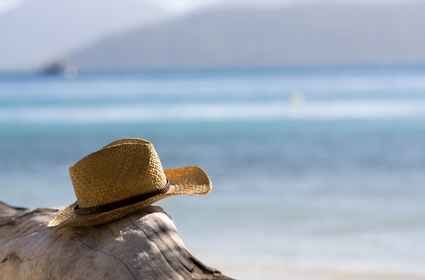 Photo Hat on the beach in Fitzroy Island - Pictures and Images of Fitzroy  Island - 425x280 - Autore  Robert Bale e67e94e18fd