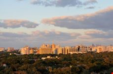 Dusk over Coral Gables