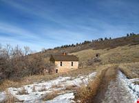 Restored pioneer house