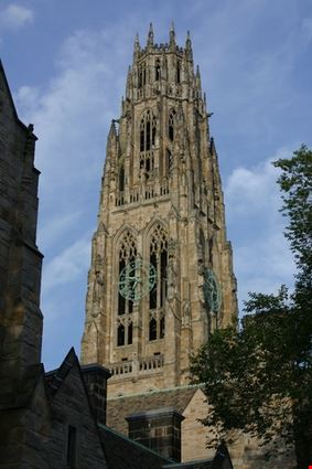 Yale's Harkness Tower