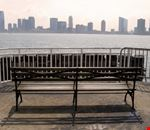The City viewed across the Hudson River