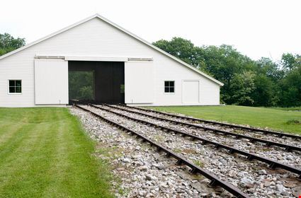 Allegheny Portage Railroad house