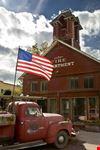 Historic Colorado Firehouse