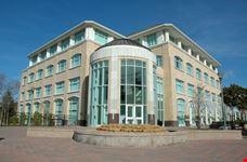 City of Hayward city hall rear entrance