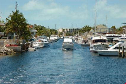 Key Largo Canals