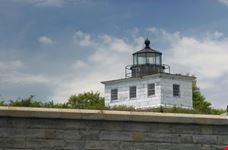 Clark's Point Lighthouse