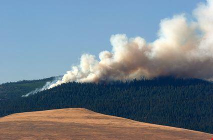 Forrest Fire near Missoula
