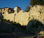 scalinata e mura