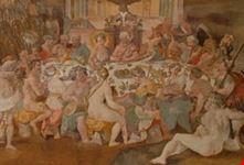 A.Boscoli, Il convivio degli dei, 1592