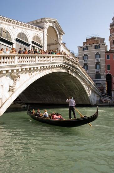 Gondola Con Serenata