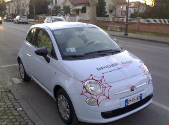 SPIDERCAR noleggio auto e servizi