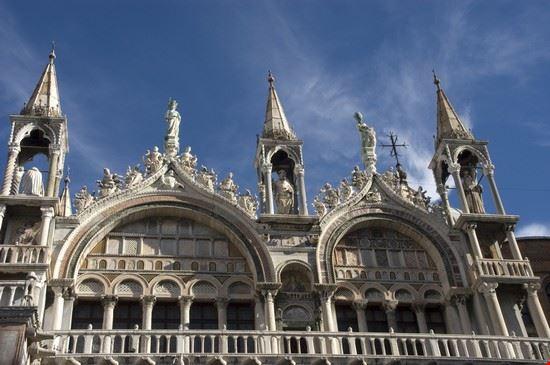 15282 venezia la basilica di san marco