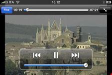 Guida di Orvieto su iPhone
