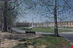 Piazza Nova ora dedicata a Ludovico Ariosto