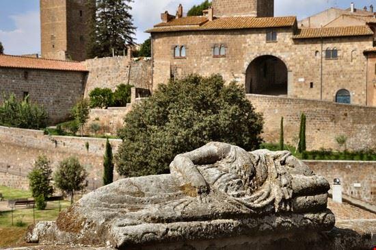 L'Area archeologica di Ferento