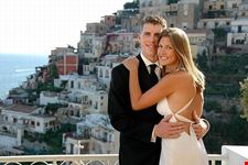 sorrento wedding in positano