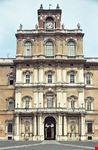 modena la facciata del palazzo ducale di modena