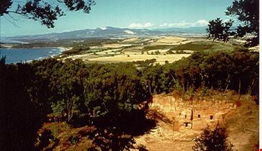 Parco archeologico di Baratti e Populonia - Necropoli delle Grotte
