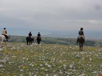 Monte Calvo la vetta