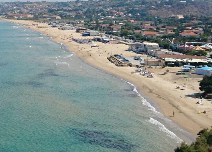 spiaggia plaja, castellammare del golfo