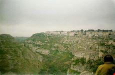 Panoramica sui Sassi