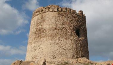 la torre a Isola Rossa