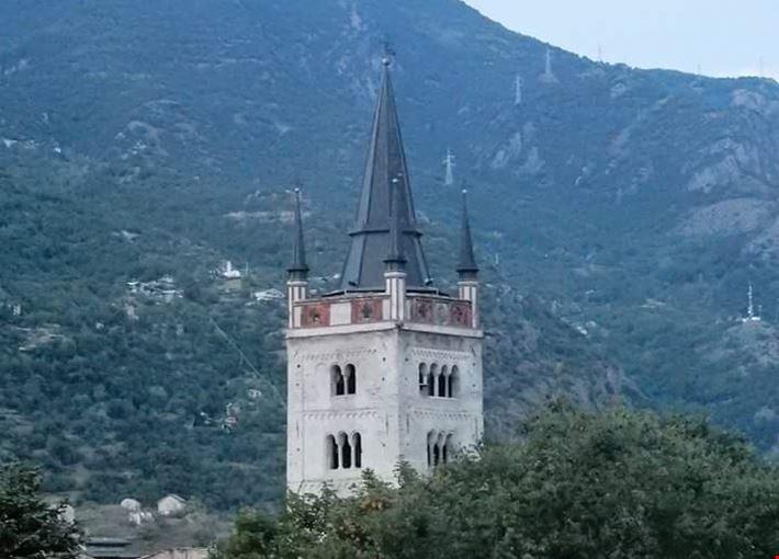 Campanile della Cattedrale di San Giusto