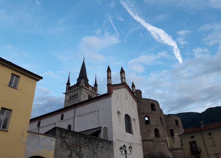Cattedrale di San Giusto e Porta Savoia