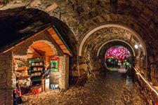 Grotta di Babbo Natale sul Lago Maggiore