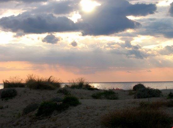 le dune di Marina di Pietrasanta
