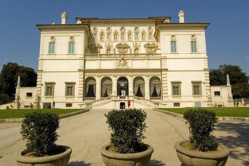 16003 roma galleria borghese