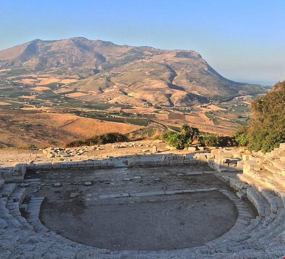 Anfiteatro Segesta