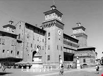 Castello Estense Ferrara Foto Beniamino Marino