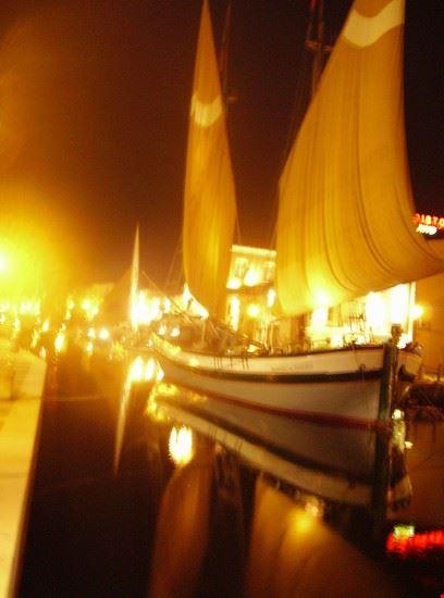 cesenatico le barche a vela del museo della marineria