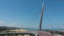 Ponte del Mare: la splendida vista sulla Riviera Nord do Pescara