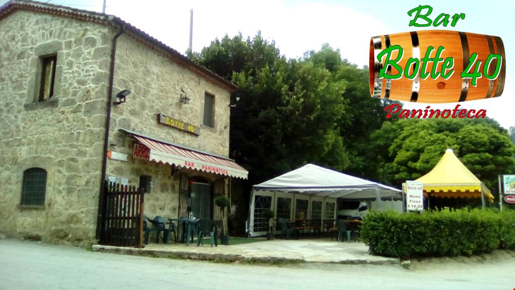 bar paninoteca Botte 40
