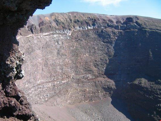 napoli il cratere