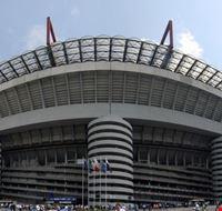 16258 milano l esterno dello stadio di san siro