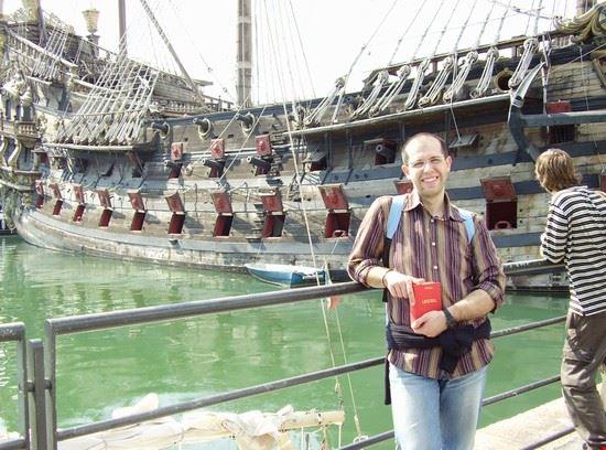 16264 genova io e il galeone dei pirati