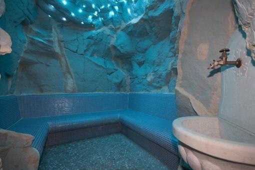 Foto la grotta di vapore bagno turco a lodi autore