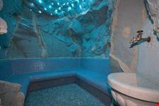 La grotta di vapore (bagno turco)