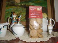 Biscotti al karkade'